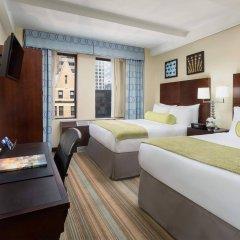 Hotel Mela Times Square комната для гостей фото 5
