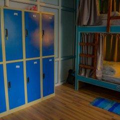 Гостиница Expo Hostel Казахстан, Нур-Султан - 1 отзыв об отеле, цены и фото номеров - забронировать гостиницу Expo Hostel онлайн сейф в номере