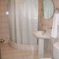 University Hotel ванная