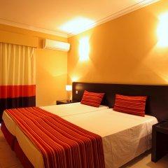 Topazio Mar Beach Hotel And Apartments Албуфейра комната для гостей фото 2