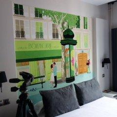 Отель Hôtel Des Arts-Bastille спа