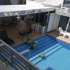 Отель Pool Villa Donmueang Бангкок балкон