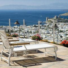 Отель The Marmara Bodrum - Adult Only пляж фото 2
