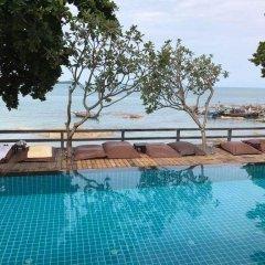 Отель Bhundhari Chaweng Beach Resort Koh Samui Таиланд, Самуи - 3 отзыва об отеле, цены и фото номеров - забронировать отель Bhundhari Chaweng Beach Resort Koh Samui онлайн бассейн фото 2