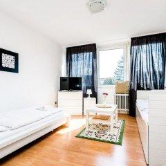 Апартаменты Apartment Höhenberg in Messenähe Кёльн комната для гостей фото 2