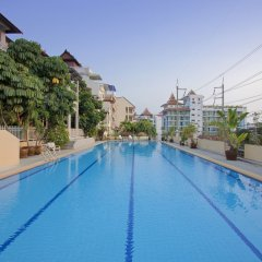 Апартаменты Argyle Apartments Pattaya Паттайя с домашними животными