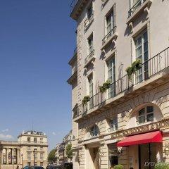 Отель Bourgogne Et Montana Париж