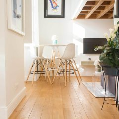Апартаменты Alfama Blue Studio Loft Apartment - by LU Holidays комната для гостей фото 2