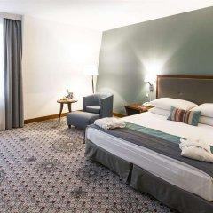 Отель Radisson Blu Hotel, Wroclaw Польша, Вроцлав - 1 отзыв об отеле, цены и фото номеров - забронировать отель Radisson Blu Hotel, Wroclaw онлайн комната для гостей фото 2