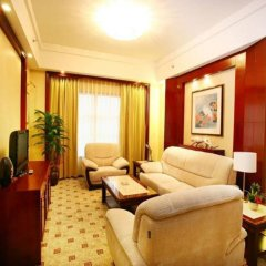 Junyue Hotel комната для гостей фото 3
