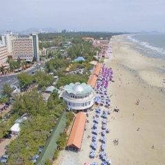 Отель DIC Star Hotel Вьетнам, Вунгтау - 1 отзыв об отеле, цены и фото номеров - забронировать отель DIC Star Hotel онлайн пляж фото 2