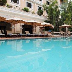 Отель Saigon Morin Вьетнам, Хюэ - отзывы, цены и фото номеров - забронировать отель Saigon Morin онлайн бассейн