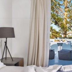 Отель Damma Beachfront Luxury Villa Греция, Остров Санторини - отзывы, цены и фото номеров - забронировать отель Damma Beachfront Luxury Villa онлайн комната для гостей фото 2