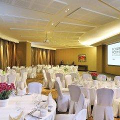 Отель Four Points By Sheraton Lagos Лагос помещение для мероприятий