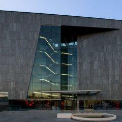 Отель NH Madrid Las Tablas вид на фасад фото 2