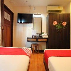 Отель Pannee Lodge Таиланд, Бангкок - отзывы, цены и фото номеров - забронировать отель Pannee Lodge онлайн удобства в номере фото 2