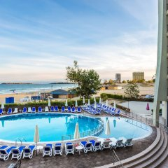 Blue Pearl Hotel- Ultra All Inclusive бассейн фото 2