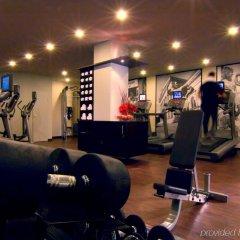 Munich Marriott Hotel фитнесс-зал