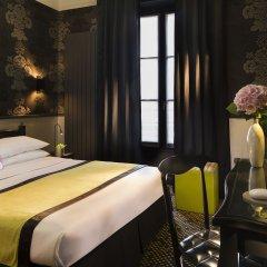 Отель Design Sorbonne Париж комната для гостей фото 5