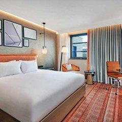 Отель Hilton London Tower Bridge 4* Стандартный номер с различными типами кроватей фото 3