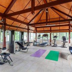 Отель The Residence Resort & Spa Retreat фитнесс-зал фото 4