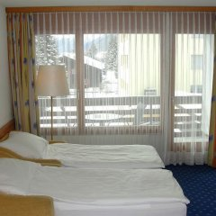 Отель Cresta Sun Швейцария, Давос - отзывы, цены и фото номеров - забронировать отель Cresta Sun онлайн комната для гостей фото 5