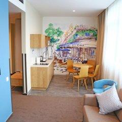 Отель Европа Калининград балкон