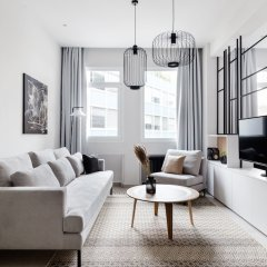 Апартаменты UPSTREET Luxury Apartments in Plaka Афины фото 6