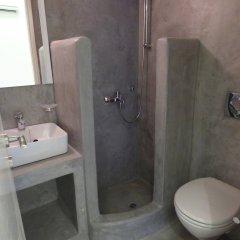 Отель Nostos Hotel Греция, Остров Санторини - отзывы, цены и фото номеров - забронировать отель Nostos Hotel онлайн ванная фото 2