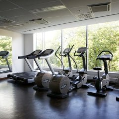 Отель Clarion Stockholm Стокгольм фитнесс-зал фото 3