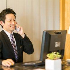 Отель Hyatt Regency Fukuoka Хаката интерьер отеля