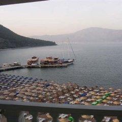 Kontes Beach Hotel Турция, Мармарис - отзывы, цены и фото номеров - забронировать отель Kontes Beach Hotel онлайн балкон