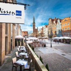 Radisson Blu Hotel, Gdansk городской автобус