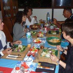 Отель Fare Vaihere Французская Полинезия, Муреа - отзывы, цены и фото номеров - забронировать отель Fare Vaihere онлайн питание