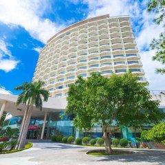Saigon Halong Hotel парковка