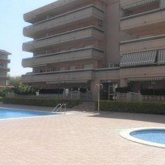 Отель PA Apartamentos Ses Illes Испания, Бланес - отзывы, цены и фото номеров - забронировать отель PA Apartamentos Ses Illes онлайн бассейн фото 2