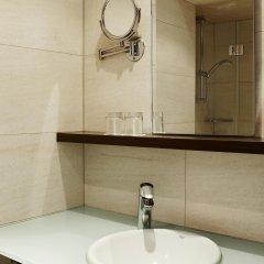 Отель Nh Stephanie Бельгия, Брюссель - 2 отзыва об отеле, цены и фото номеров - забронировать отель Nh Stephanie онлайн ванная