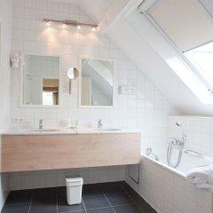 Отель T Sandt Бельгия, Антверпен - отзывы, цены и фото номеров - забронировать отель T Sandt онлайн ванная фото 2