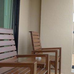 Отель T5 Suites Паттайя балкон