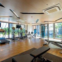 Отель The Nature Phuket Патонг фитнесс-зал фото 3