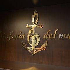 Гостиница Sinfonia Del Mare фитнесс-зал