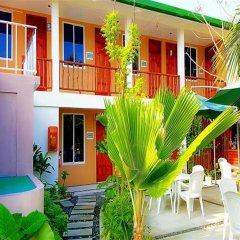 Отель Casadana Thulusdhoo Остров Гасфинолу балкон