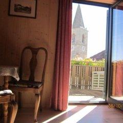 Отель Gasthof zum Roessl Терлано балкон
