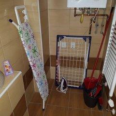Отель Villa Sofia Apartments Чехия, Карловы Вары - отзывы, цены и фото номеров - забронировать отель Villa Sofia Apartments онлайн ванная