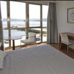 Отель As Brisas do Freixo Испания, Оутес - отзывы, цены и фото номеров - забронировать отель As Brisas do Freixo онлайн комната для гостей фото 4