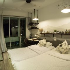 Jetty Huahin Hostel комната для гостей фото 2