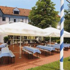 Movenpick Hotel München Airport фитнесс-зал фото 2