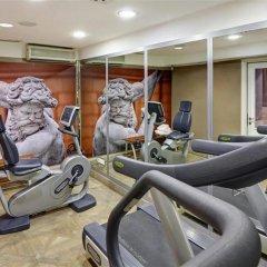 Hotel Indigo Rome - St. George фитнесс-зал