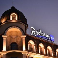 Radisson Blu Hotel, Kyiv Podil городской автобус