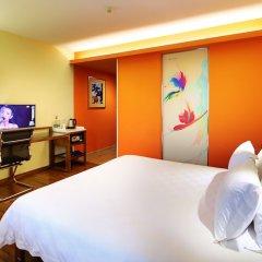 Отель 4th Zhongshan Road Garden Inn удобства в номере